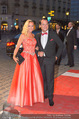 Fete Imperiale - Spanische Hofreitschule - Fr 26.06.2015 - Gregor GLANZ mit Freundin Daniela HENTZE37