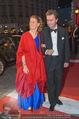 Fete Imperiale - Spanische Hofreitschule - Fr 26.06.2015 - Georg HABSBURG mit Ehefrau Eilika, Herzogin von Oldenburg49