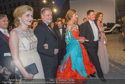 Fete Imperiale - Spanische Hofreitschule - Fr 26.06.2015 - Infantin Elena VON SPANIEN, Andr� und Christine RUPPRECHTER71