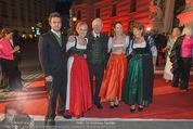 Fete Imperiale - Spanische Hofreitschule - Fr 26.06.2015 - Familie Balthasar und Magdalena HAUSER, Tochter Maria88