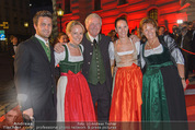 Fete Imperiale - Spanische Hofreitschule - Fr 26.06.2015 - Familie Balthasar und Magdalena HAUSER, Tochter Maria89