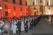 Fete Imperiale - Spanische Hofreitschule - Fr 26.06.2015 - Er�ffnung, Tanzpaare, Einzug, Formation, Hofburg, Michaelerplat96