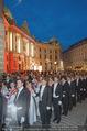Fete Imperiale - Spanische Hofreitschule - Fr 26.06.2015 - Er�ffnung, Tanzpaare, Einzug, Formation, Hofburg, Michaelerplat99