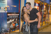Dancing Stars Blues´n´Boogie Night - Gloria Theater - Sa 27.06.2015 - Thomas KRAML mit Ehefrau Bianca60