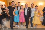 Dancing Stars Blues´n´Boogie Night - Gloria Theater - Sa 27.06.2015 - Roswitha WIELAND, Lenka POHORALEK, Julia BURGHARDT, Biko, Danilo81