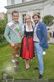 Steirer in Wien Empfang - Palais Schönburg - Di 30.06.2015 - Philipp KNEFZ, Nadja BERNHARD, Clemens UNTERREINER11