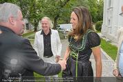 Steirer in Wien Empfang - Palais Schönburg - Di 30.06.2015 - Hermann SCH�TZENH�FER, Peter HOFBAUER, Vera RUSSWURM39