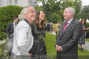 Steirer in Wien Empfang - Palais Schönburg - Di 30.06.2015 - Hermann SCH�TZENH�FER, Peter HOFBAUER, Vera RUSSWURM41
