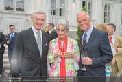 Steirer in Wien Empfang - Palais Schönburg - Di 30.06.2015 -  Thomas SCH�FER-ELMAYER, Lotte TOBISCH, Werner FASSLABEND49