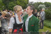Steirer in Wien Empfang - Palais Schönburg - Di 30.06.2015 - Nadja BERNHARD, Christian RAINER55