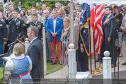 Empfang zum Independence Day - Restidenz der US Botschaft - Di 30.06.2015 - 12