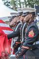 Empfang zum Independence Day - Restidenz der US Botschaft - Di 30.06.2015 - US Marines Soldaten16