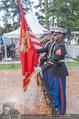 Empfang zum Independence Day - Restidenz der US Botschaft - Di 30.06.2015 - US Marines Soldaten19
