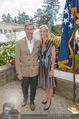 Empfang zum Independence Day - Restidenz der US Botschaft - Di 30.06.2015 - Alexa Lange WESNER mit Ehemann Blaine Fleming WESNER5