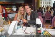 Miss Austria 2015 - Casino Baden - Do 02.07.2015 - Gregor GLANZ mit Daniela124