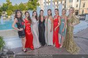Miss Austria 2015 - Casino Baden - Do 02.07.2015 - 8 Ex-Miss-Austrias Gruppenfoto140