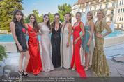Miss Austria 2015 - Casino Baden - Do 02.07.2015 - 8 Ex-Miss-Austrias Gruppenfoto142