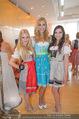 Miss Austria 2015 - Casino Baden - Do 02.07.2015 - Miss Austria Anw�rterinnen im Dirndl144