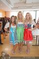Miss Austria 2015 - Casino Baden - Do 02.07.2015 - Miss Austria Anw�rterinnen im Dirndl145