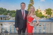 Miss Austria 2015 - Casino Baden - Do 02.07.2015 - Alfons HAIDER, Silvia SCHNEIDER149