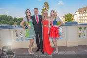 Miss Austria 2015 - Casino Baden - Do 02.07.2015 - Alfons HAIDER, Silvia SCHNEIDER, 2 Kandidatinnen150