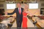 Miss Austria 2015 - Casino Baden - Do 02.07.2015 - Silvia SCHNEIDER, Alfons HAIDER161