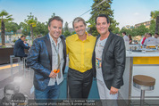 Miss Austria 2015 - Casino Baden - Do 02.07.2015 - Uwe KR�GER, Manfred BAUMANN, Gregor GLANZ170