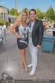 Miss Austria 2015 - Casino Baden - Do 02.07.2015 - Gregor GLANZ mit Freundin Daniela28