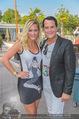Miss Austria 2015 - Casino Baden - Do 02.07.2015 - Gregor GLANZ mit Freundin Daniela29