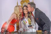 Miss Austria 2015 - Casino Baden - Do 02.07.2015 - Miss Austria Annika GRILL, Silvia SCHNEIDER, Alfons HAIDER523