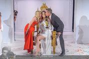 Miss Austria 2015 - Casino Baden - Do 02.07.2015 - Miss Austria Annika GRILL, Silvia SCHNEIDER, Alfons HAIDER524