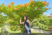 Miss Austria Fotoshooting - Burggarten - Fr 03.07.2015 - Annika GRILL1