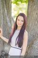 Miss Austria Fotoshooting - Burggarten - Fr 03.07.2015 - Annika GRILL13