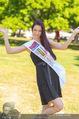 Miss Austria Fotoshooting - Burggarten - Fr 03.07.2015 - Annika GRILL15