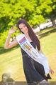 Miss Austria Fotoshooting - Burggarten - Fr 03.07.2015 - Annika GRILL19