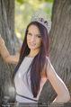 Miss Austria Fotoshooting - Burggarten - Fr 03.07.2015 - Annika GRILL2