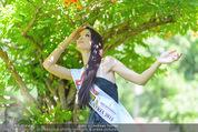 Miss Austria Fotoshooting - Burggarten - Fr 03.07.2015 - Annika GRILL23