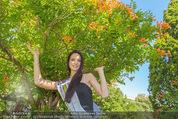 Miss Austria Fotoshooting - Burggarten - Fr 03.07.2015 - Annika GRILL25