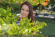 Miss Austria Fotoshooting - Burggarten - Fr 03.07.2015 - Annika GRILL28
