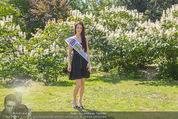 Miss Austria Fotoshooting - Burggarten - Fr 03.07.2015 - Annika GRILL29