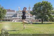 Miss Austria Fotoshooting - Burggarten - Fr 03.07.2015 - Annika GRILL32