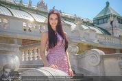 Miss Austria Fotoshooting - Burggarten - Fr 03.07.2015 - Annika GRILL40