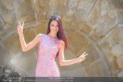 Miss Austria Fotoshooting - Burggarten - Fr 03.07.2015 - Annika GRILL42