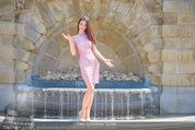 Miss Austria Fotoshooting - Burggarten - Fr 03.07.2015 - Annika GRILL44