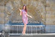 Miss Austria Fotoshooting - Burggarten - Fr 03.07.2015 - Annika GRILL45
