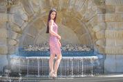 Miss Austria Fotoshooting - Burggarten - Fr 03.07.2015 - Annika GRILL47