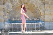 Miss Austria Fotoshooting - Burggarten - Fr 03.07.2015 - Annika GRILL48
