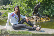 Miss Austria Fotoshooting - Burggarten - Fr 03.07.2015 - Annika GRILL53