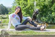 Miss Austria Fotoshooting - Burggarten - Fr 03.07.2015 - Annika GRILL55