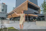 Babyparty - DC Tower Melia Hotel - Di 07.07.2015 - Dorothea SCHUSTER (Hoteldirektorin)3